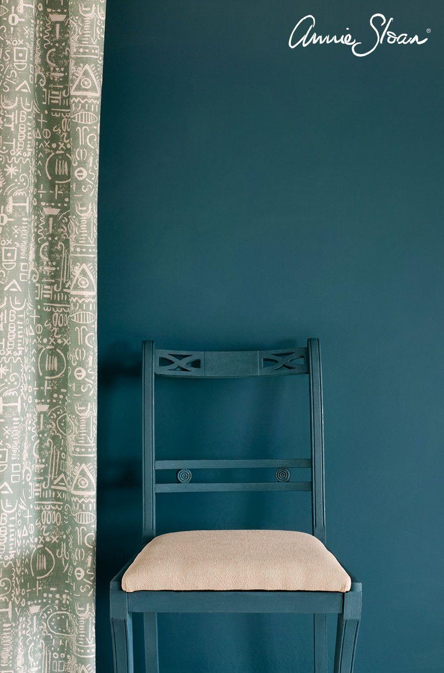 Aubusson Blue A Rich Dark Classic Green Blue Makes A Bold