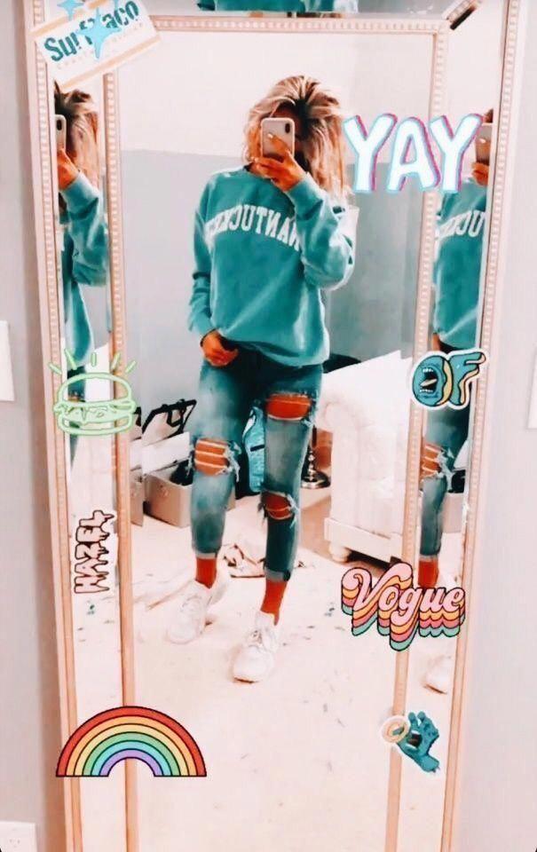 Stylish Teenage Girl | Tween Clothing Trends 2016 | Teen Girl Trends 2016 20190215 | Vsco Gir...
