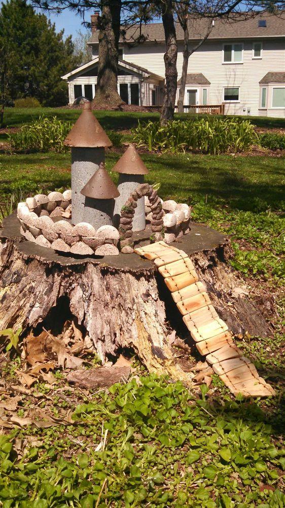 Gnome Garden: Garden Crafts, Garden