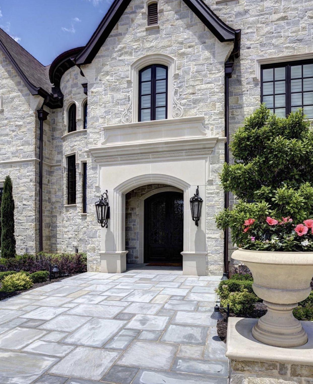 Home Exteriorstone Design Ideas