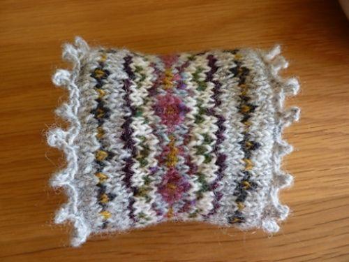 Fair Isle Wrist Warmers | Knitting and Crochet | Pinterest ...