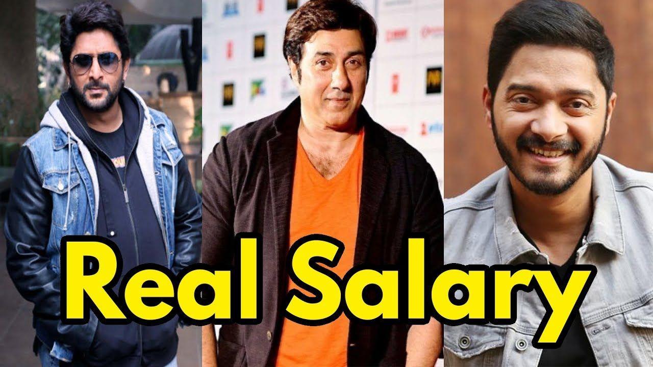 Bhaiyyaji Superhit Movie Actors Salary Sunny Deol Arshad Warsi