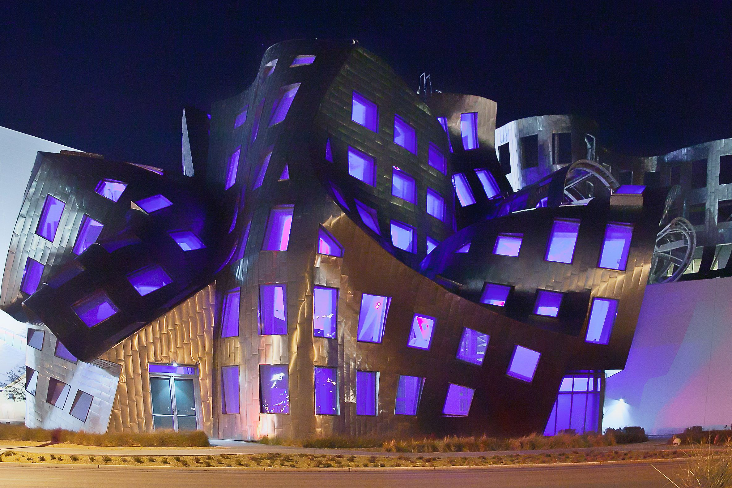 Frank Gehry Architecture in Las Vegas – Cleveland Clinic Lou