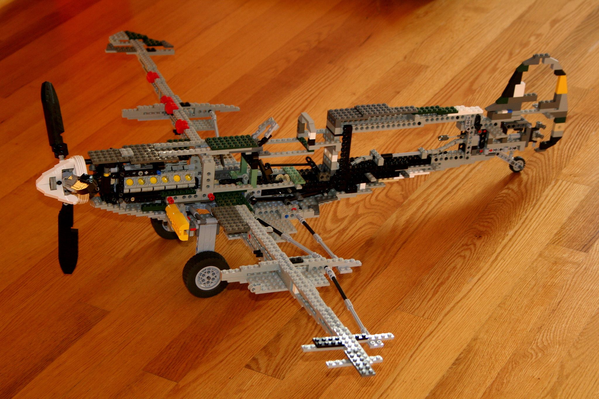 Spitfire WIP 2