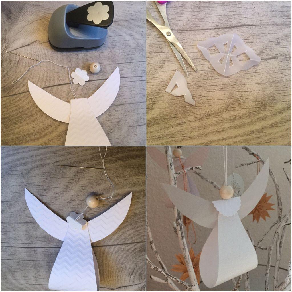 Send Me An Angel Oder Diy Tutorial Engel Aus Papier