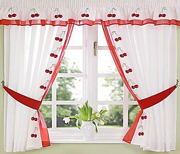cortinas para cocinas actuales