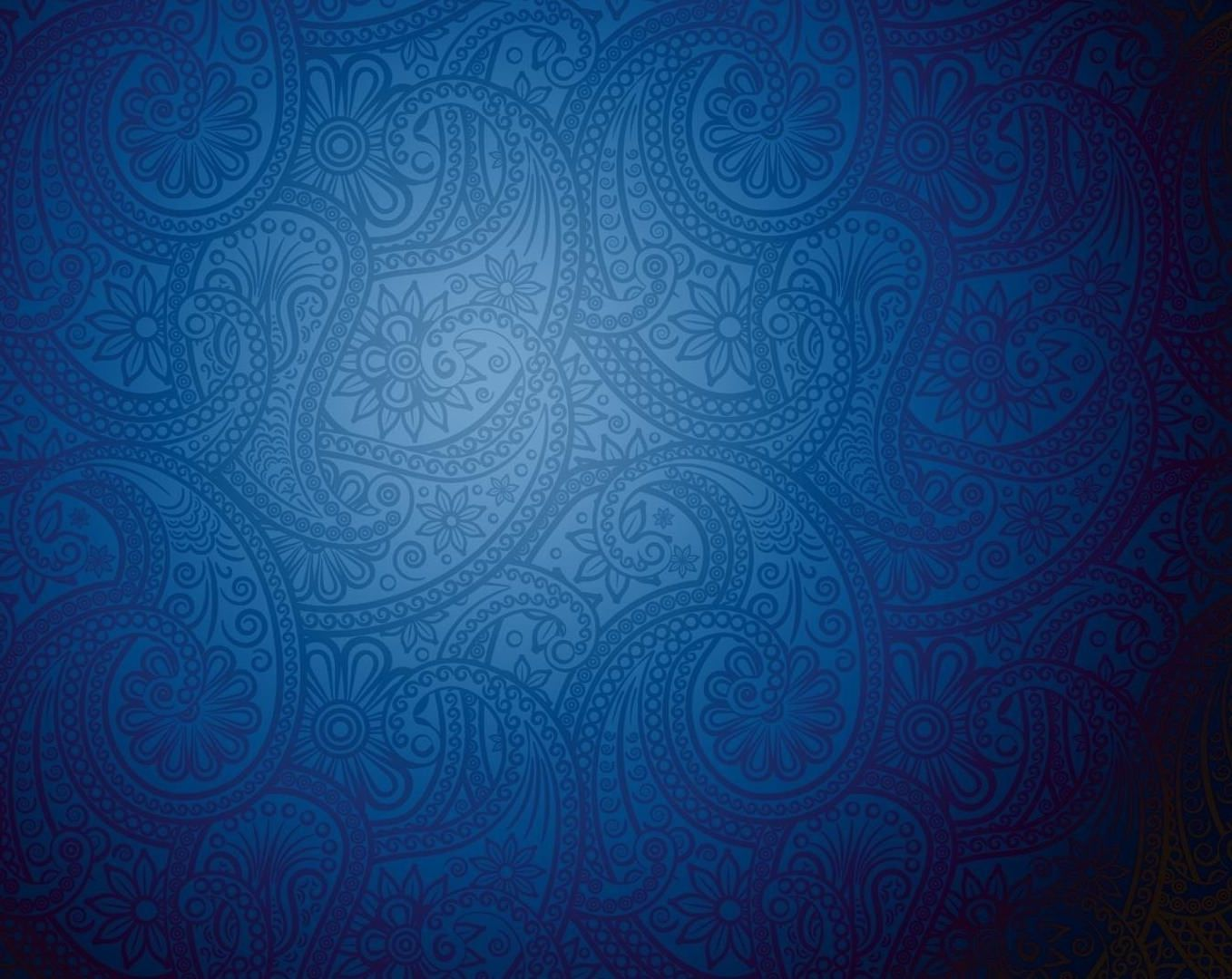 new background pattern blue