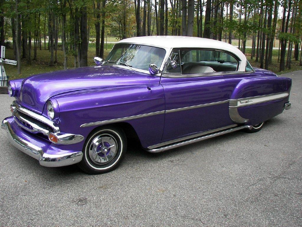 1954 Chevrolet 210 2 Door Sedan