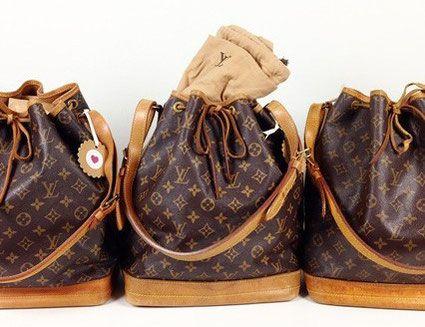 erstaunlicher Preis Outlet Store Verkauf heiß seeling original Second Hand Designer Handtaschen - Glück & Glanz | We love ...
