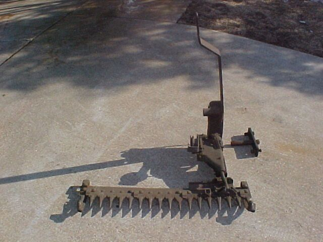 Tiger Garden Tractor Sickle Bar Mower | A few of my past & present