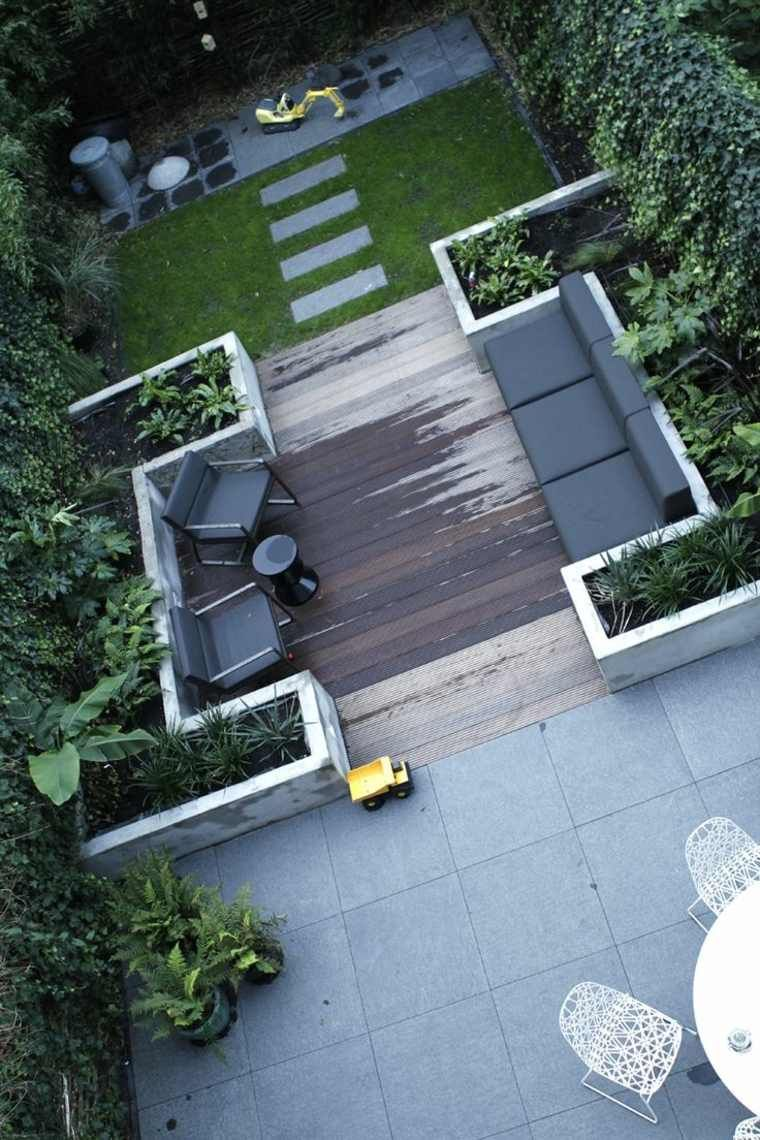 Petit jardin moderne : visite d\'oasis en 55 photos   Gardens ...