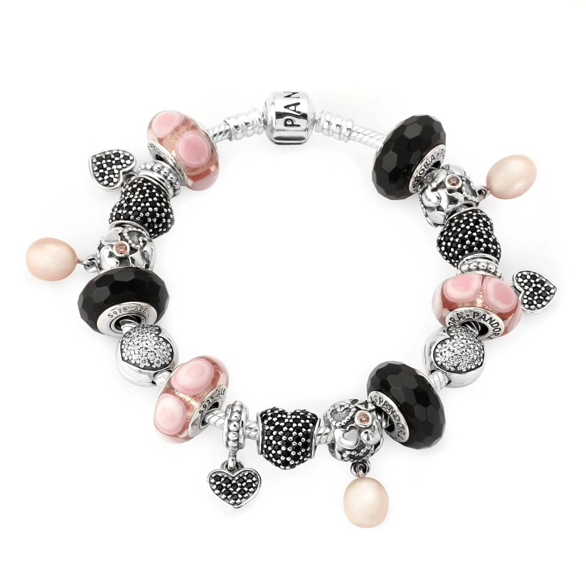 Pandora my love bracelet womenus fashion pinterest bracelets