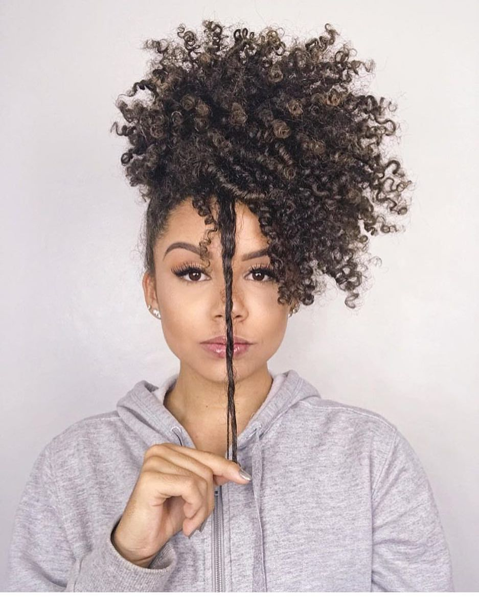 Analidialopess hair pinterest curly natural and hair goals