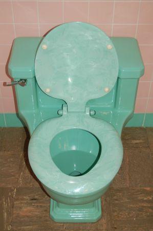 El Inodoro El V 225 Ter Espa 241 Ol Bathroom Toilet Vintage