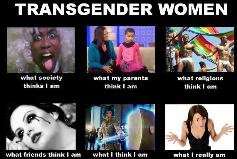 Trans-women