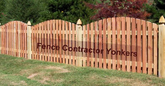 Fence Contractor Yonkers Fence Work Contractor Yonkers Wood