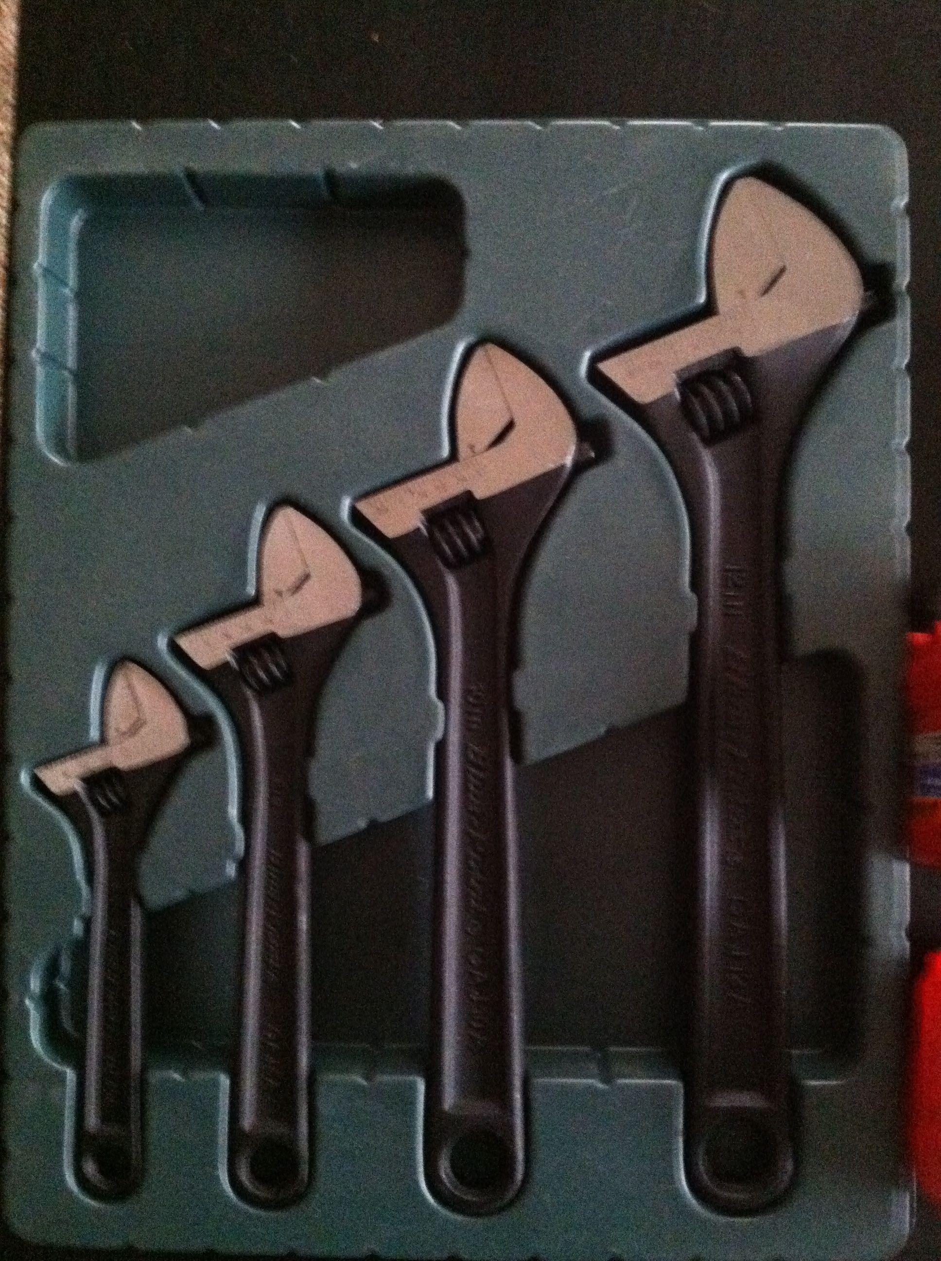 Blue Point Adjustable Wrench Set In Dieselpower S Garage Sale Angola