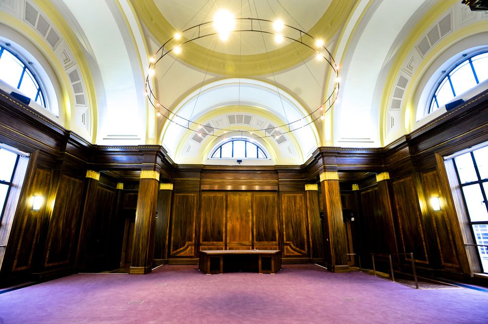 Weddings And Venue Hire At Stoke Newington Town Hall