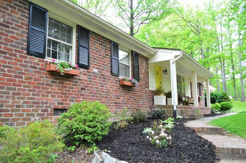 Young House Love Spring Pinterest Challenge Planting Hanging Window Bo