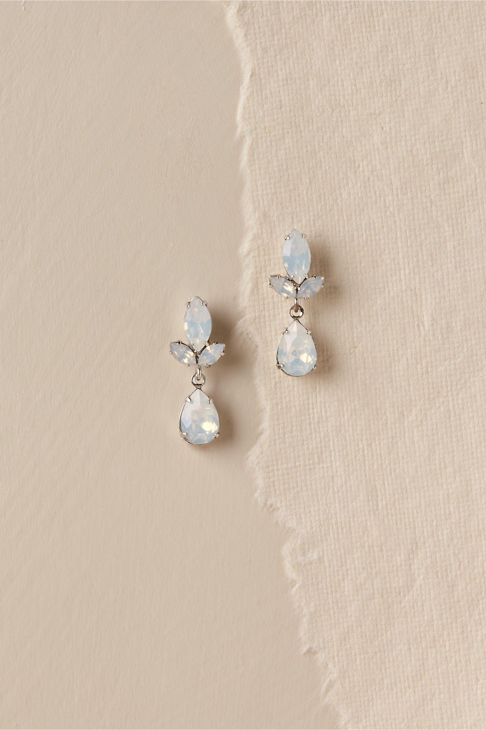 5e284eada Virginia Drop Earrings | Products | Earrings, Silver drop earrings ...