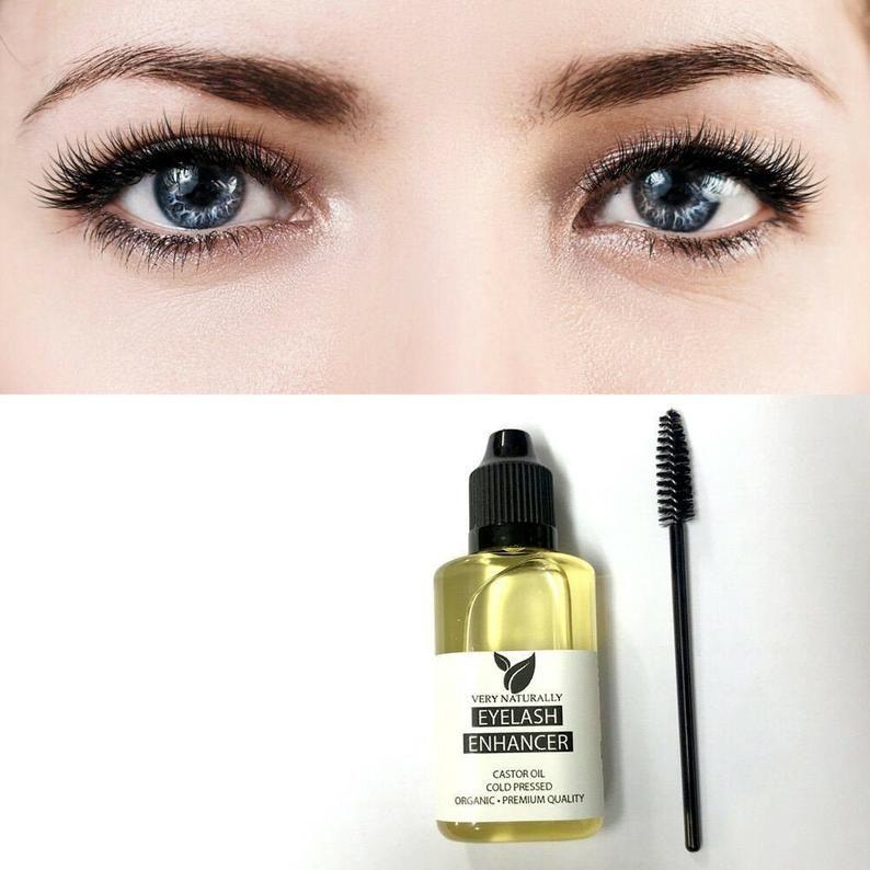 Long Lashes Castor Oil Eyelash Increase Eyelash Growth