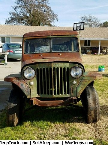 Jeeps For Sale And Jeep Parts For Sale 1946 49 Willys Overland