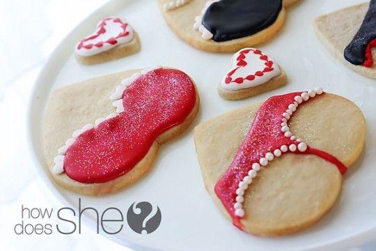 Valentine Cookie Decorating Ideas   Google Search