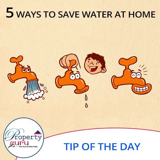 Tipoftheday In The Kitchen 5 Ways To Save Water At Home Https