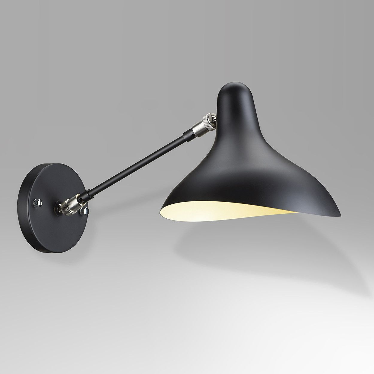 $145 Mantis BS5 Wall Sconce - Black