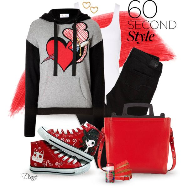 60-Second Style: Printed Sneakers