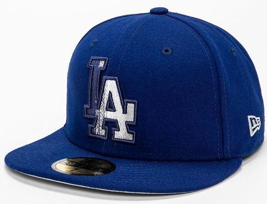 huge discount 6b009 3cdec NEW ERA x MLB「LA Dodgers Fade-A-Grade」59Fifty Fitted Baseball Cap