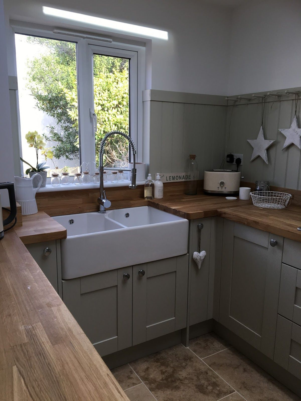 Image result for kitchen tongue and groove splashback
