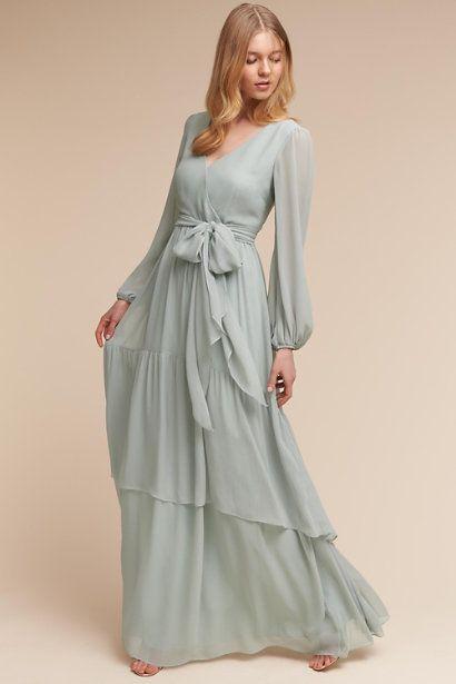 b265942e3a8 Morning Mist Quince Dress