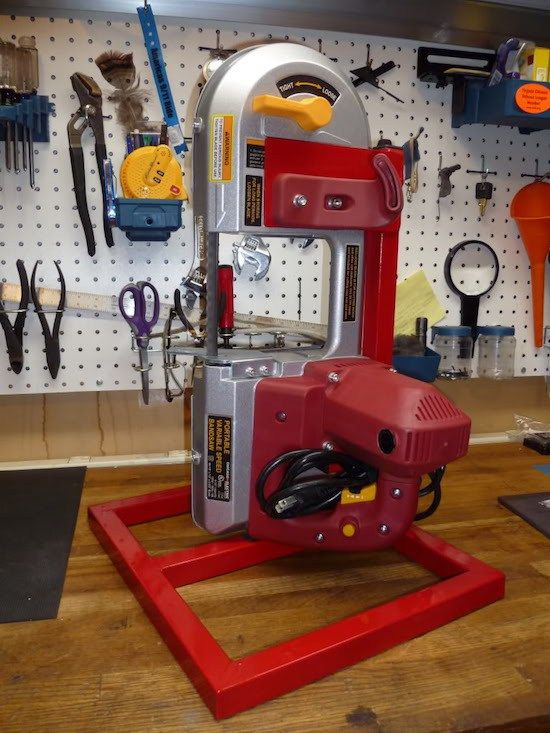 Best Portable Band Saw Reviews A 2017 Update Clamp