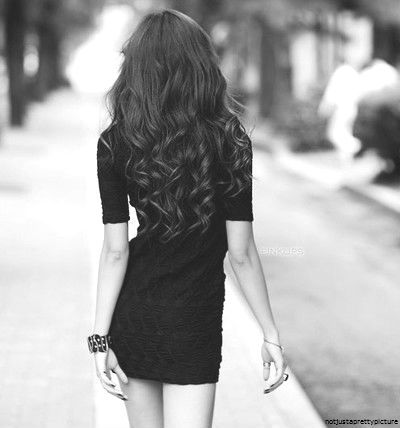 my hair will look like this one day! bet!