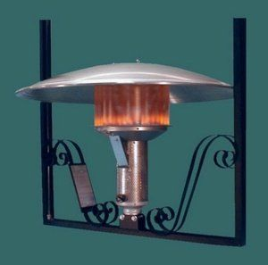 Sunglo E Series 24 Volt Natural Gas Hanging Heater Srs Patio Heaters Wall And Ceiling