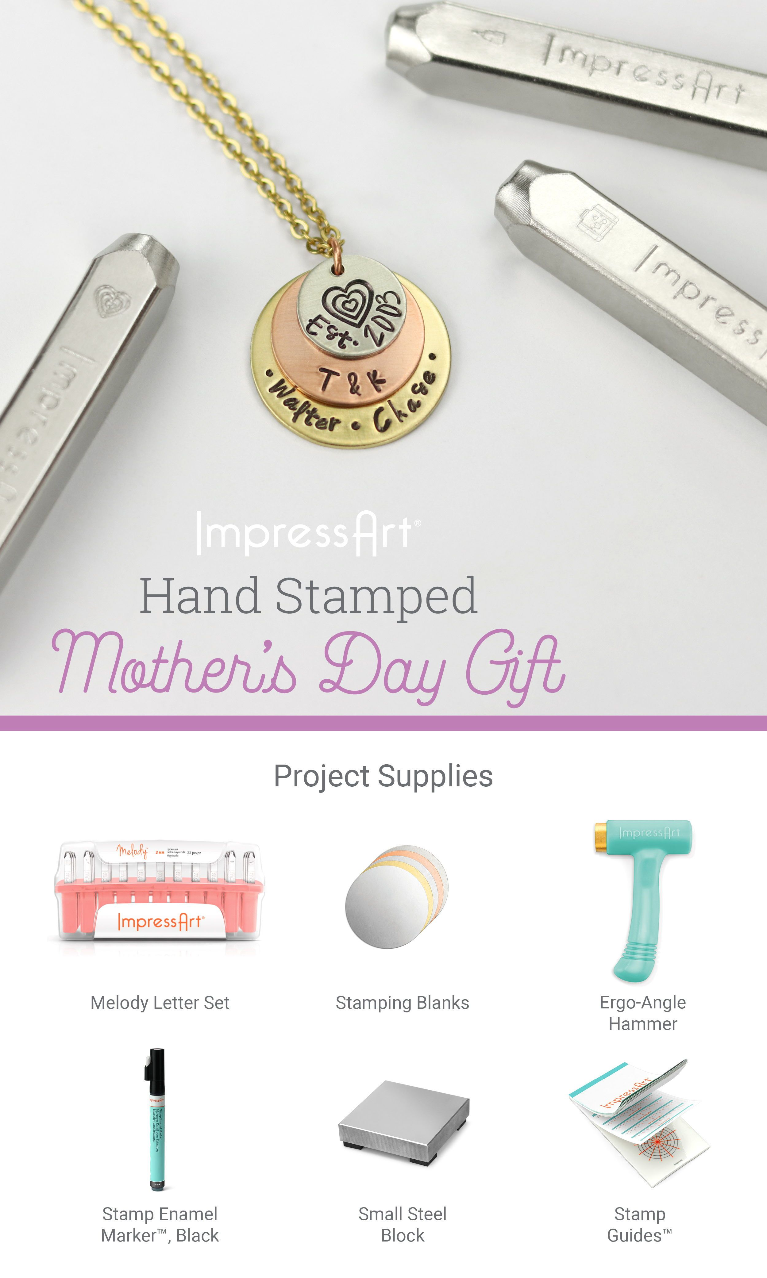 30++ Best metal stamping kit for jewelry viral