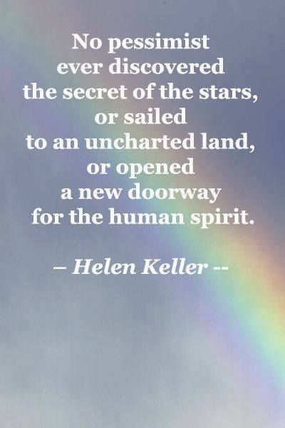 Helen keller quote quote brave chances human spirit helen keller helen keller quote quote brave chances human spirit helen keller pessimist thecheapjerseys Image collections