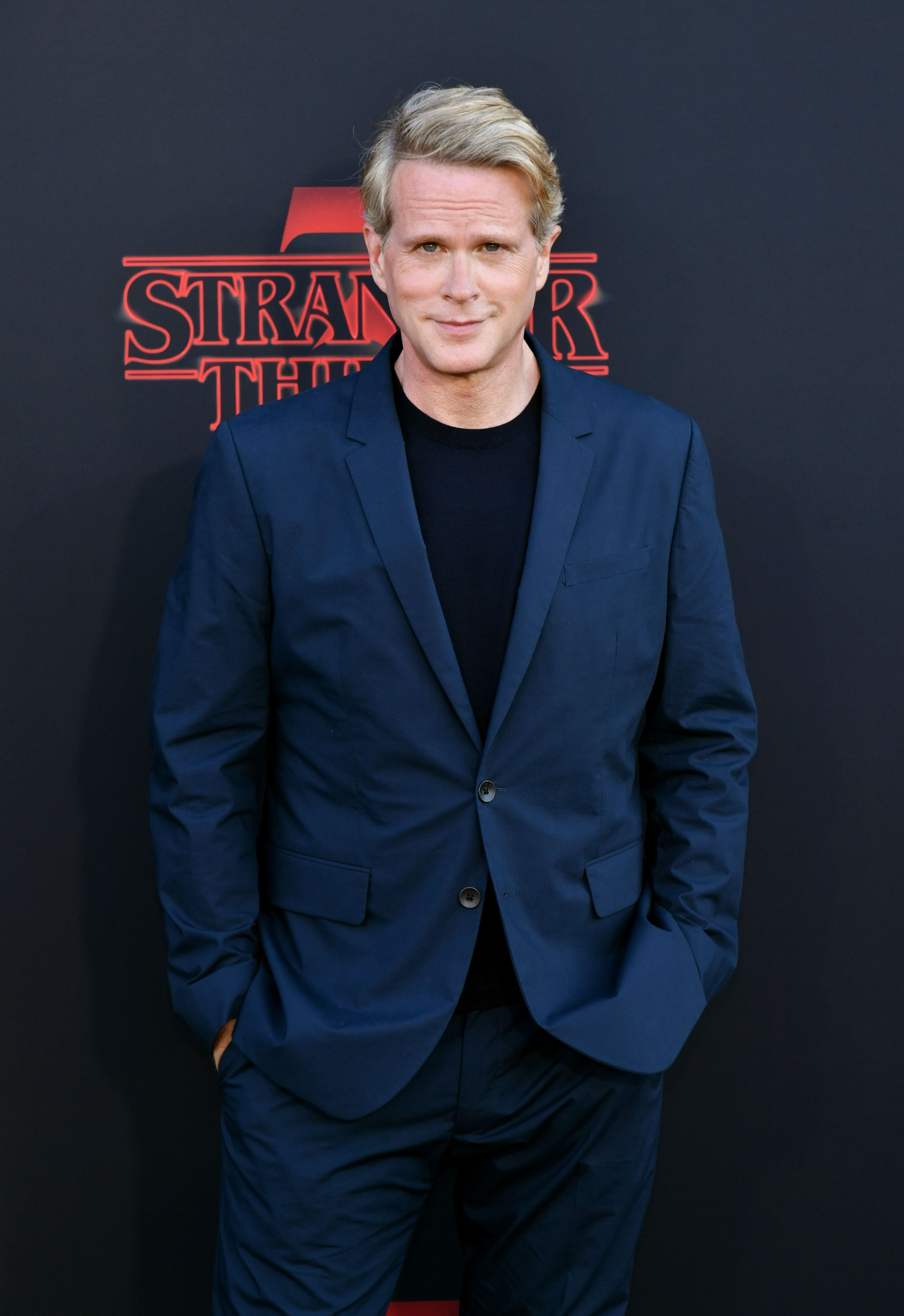 Actor Cary Elwes On The Red Carpet For Stranger Things 3 He Starred In Hot Shots Photo Credits Getty Images Cary Elwes Cary Movie Stars