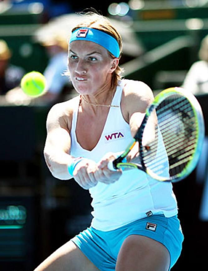 Svetlana Kuznetsova Loses Comeback Match Svetlana Kuznetsova Tennis World Tennis Stars
