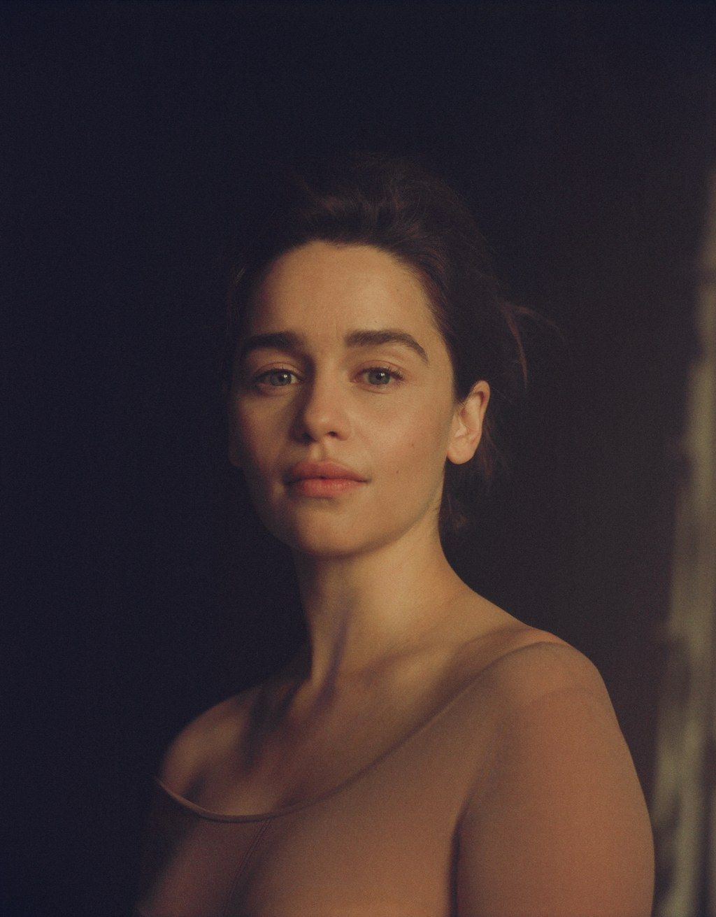 "Emilia Clarke, of ""Game of Thrones,"" on Surviving Two Life-Threatening Aneurysms 