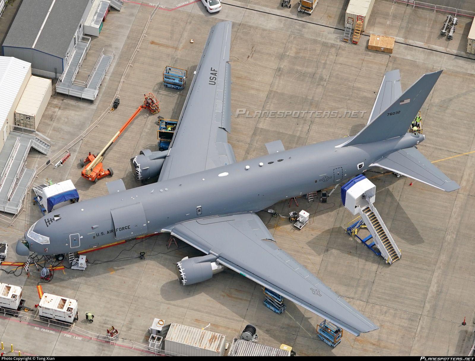 Airline United States Air Force (USAF) Registration 17
