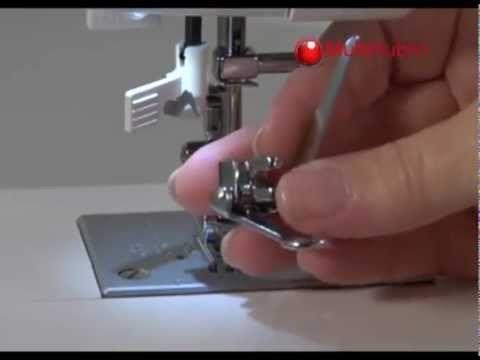 Maquina de coser electronica Singer 6180 en ingles