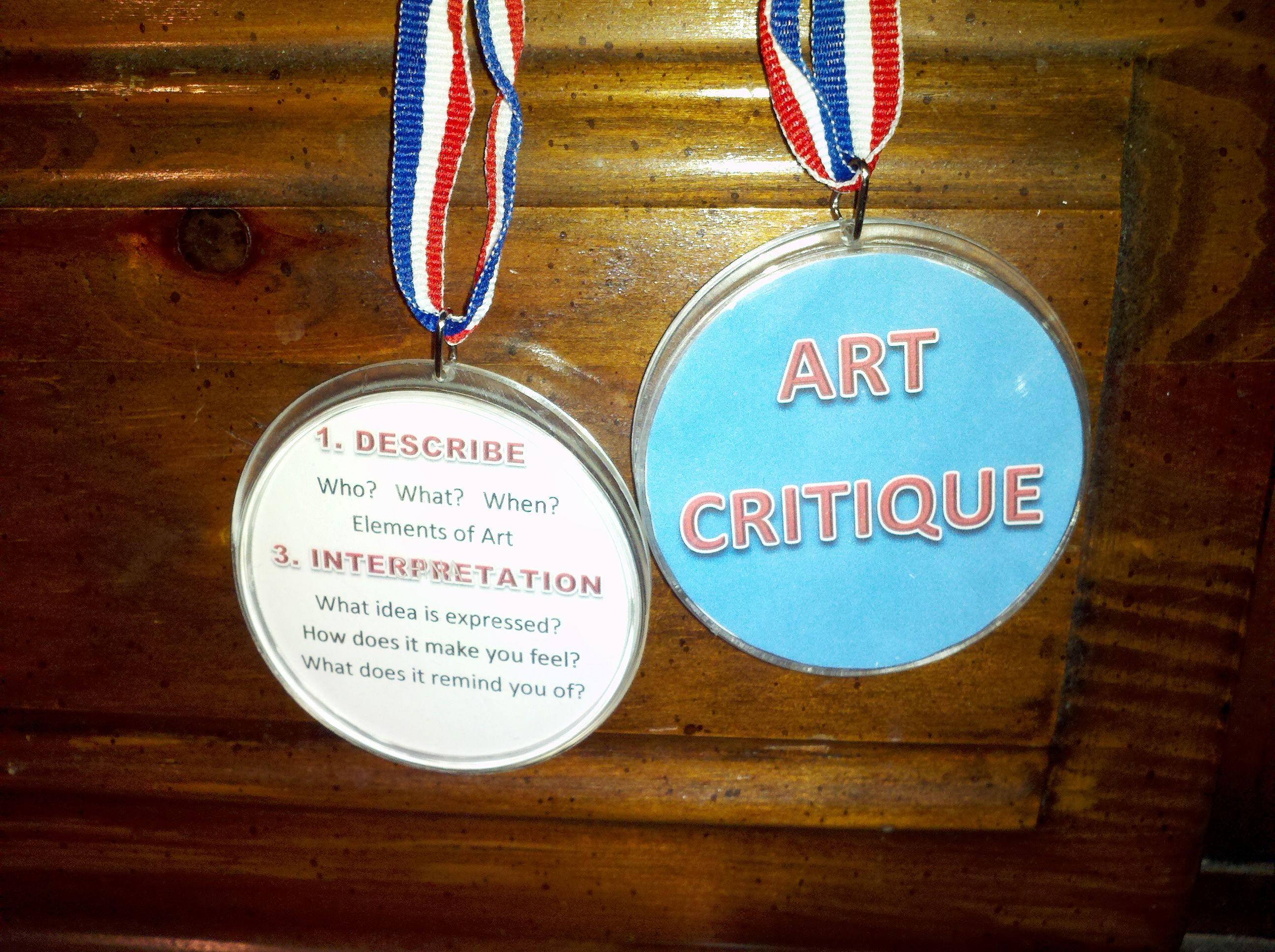 The 25 Best Art Critique Ideas
