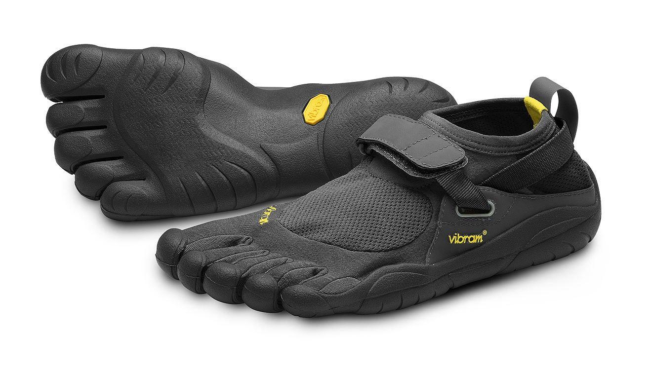 Vibram Fivefingers V-Alpha pour homme chaussures de marche-Noir
