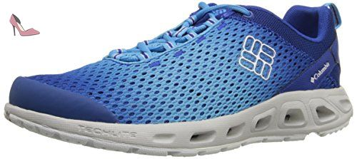 Columbia Megavent Shift, Chaussures de Running Compétition Femme, Multicolore-Multicolor (White/Candy Mint), 38.5 EU