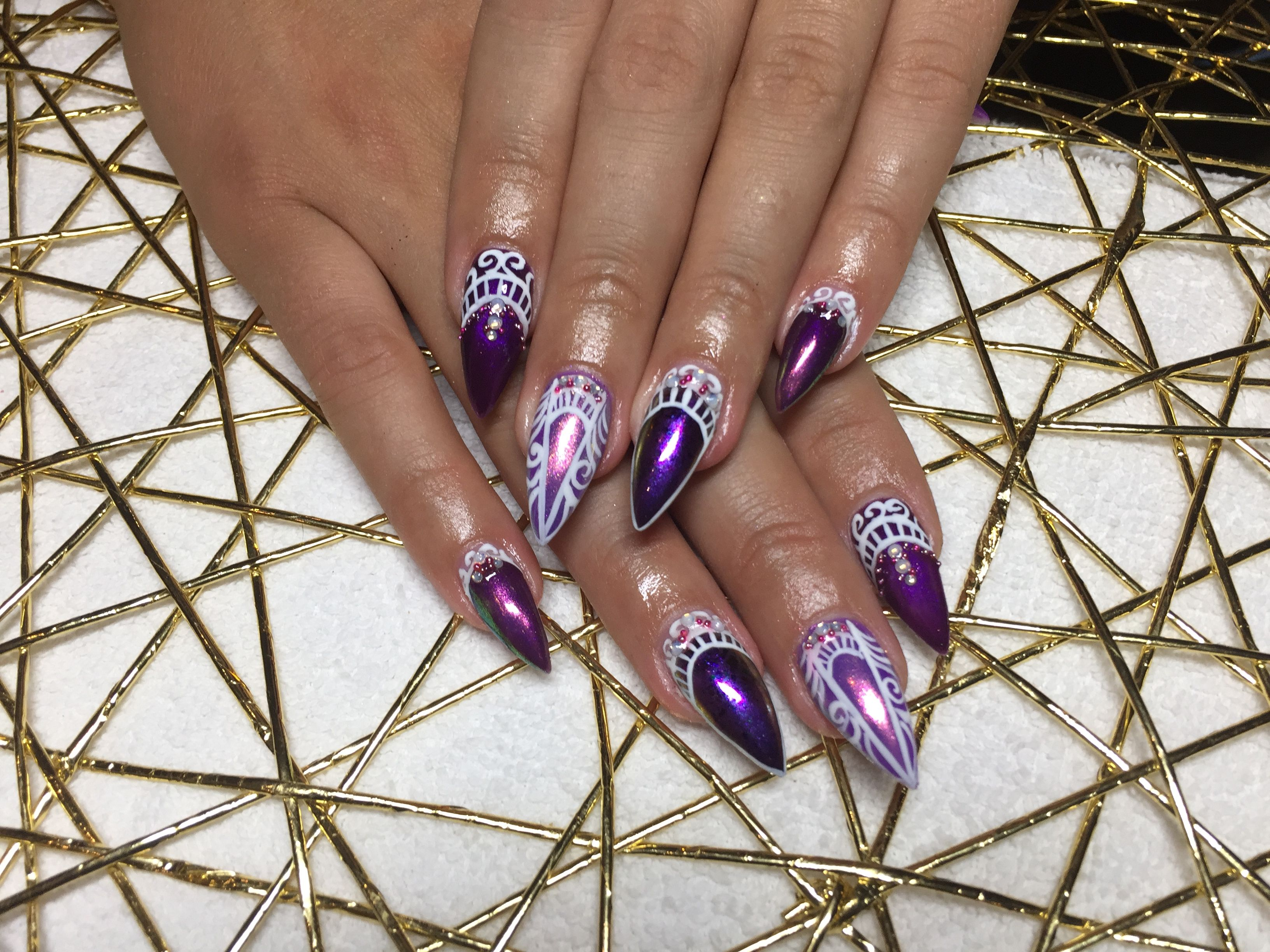 Pin by Mocadescia Fair on Nail Art | Pinterest | Art nails, Exotic ...