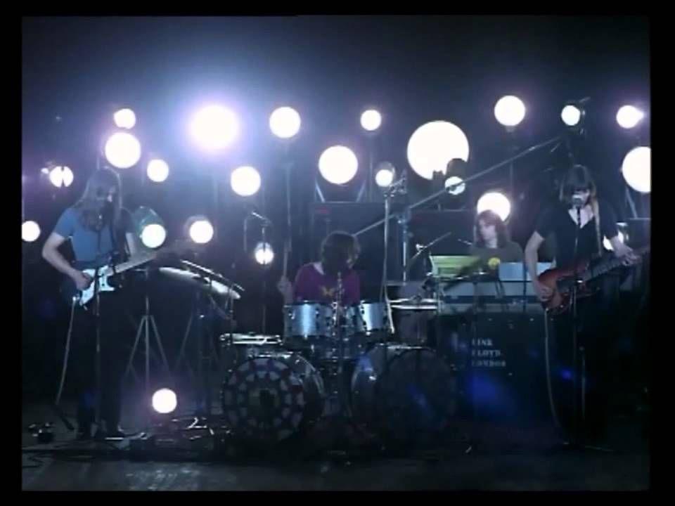 Pink Floyd, Ummagumma. Las estrellas están gritando
