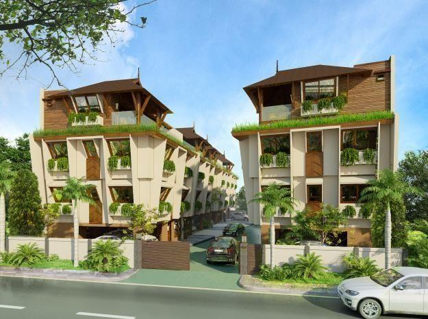 francisco manosa ylang lane townhouses manila stylistically rh pinterest com