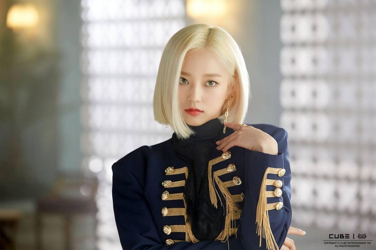 CLC - 'ME' behind the scenes music video making | Clc, Jang yeeun, Kpop  girls